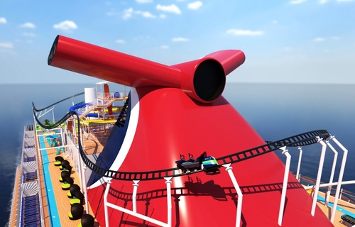Arthur Frommer: Carnival Cruises Adds a Whiff of Vulgarity to the Ocean | Frommer's