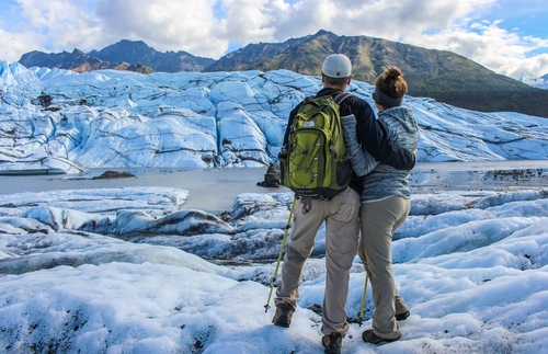 Where to See Alaska Glaciers Without Taking a Cruise | Frommer's