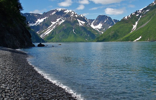 Alaska national park itinerary by car: Kenai Fjords National Park: Getting There