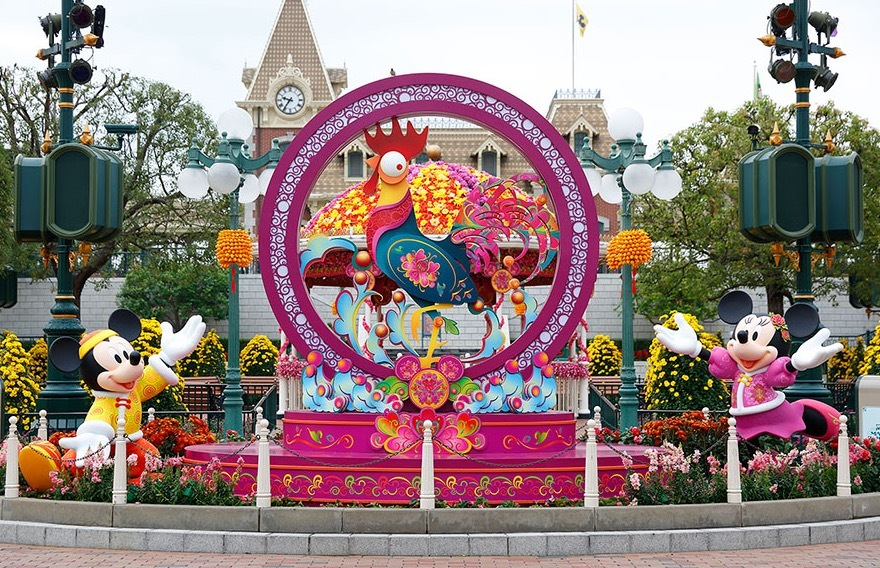When to go to Hong Kong Disneyland