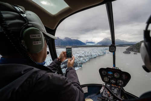 What to do in Alaska in summer: Go flightseeing