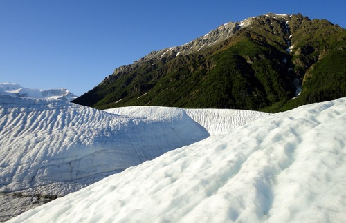 Which Alaska Glaciers Can You See Without a Cruise: Root Glacier