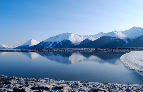Turnagain Arm and the Tidal Bore