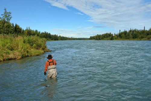 Top Alaska Vacation Package Ideas: Fishing package vacations
