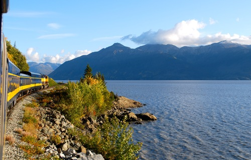 Top Alaska Vacation Package Ideas: Rail package vacations