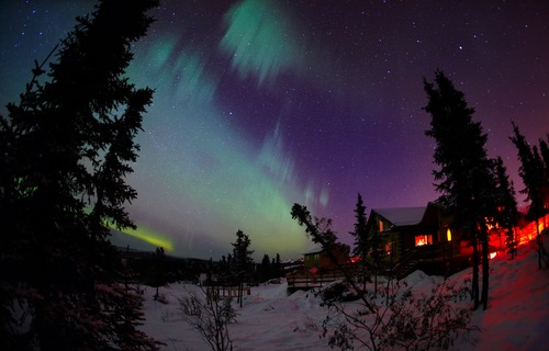 Top Alaska Vacation Package Ideas: Northern Lights vacation packages