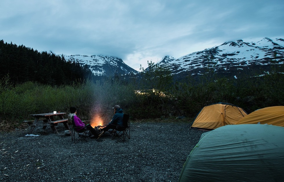Top Alaska Vacation Package Ideas: Hiking and camping vacation packages