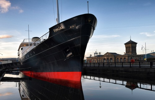 Floating Hotel Debuts in Edinburgh, Near the Queen's Old Yacht | Frommer's