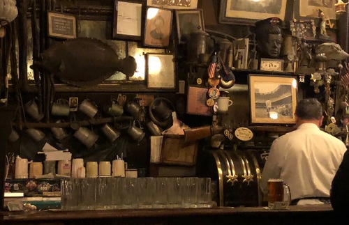 McSorley's Old Ale House in New York City