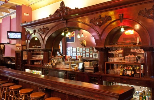 The Palace Restaurant & Saloon in Prescott, Arizona