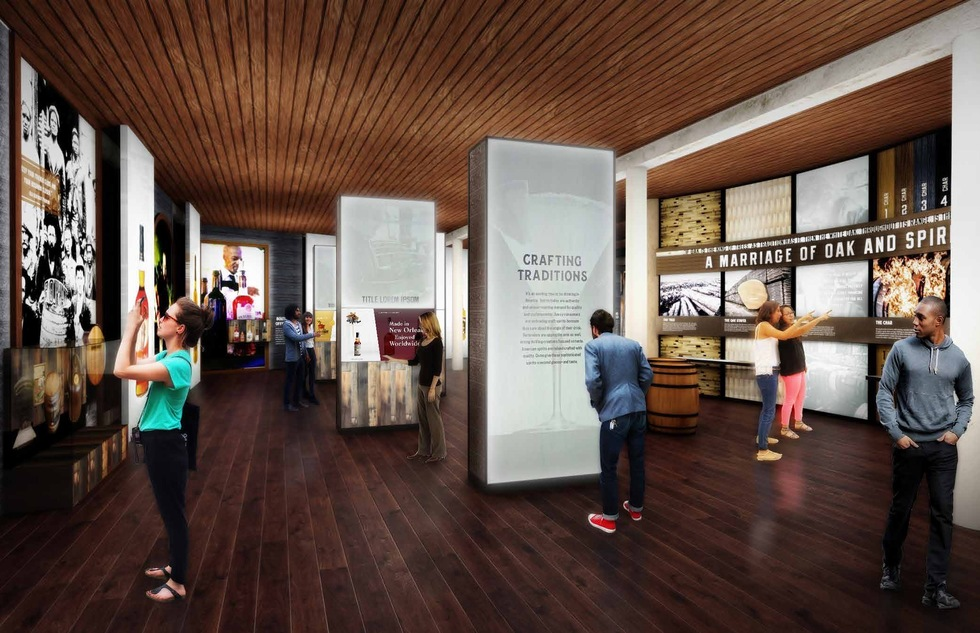 Sazerac Cocktail Museum to Open in New Orleans | Frommer's
