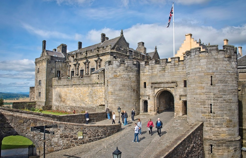 The Best Cities in Europe for Families: Glasgow, Stirling Castle and Ayrshire, Scotland