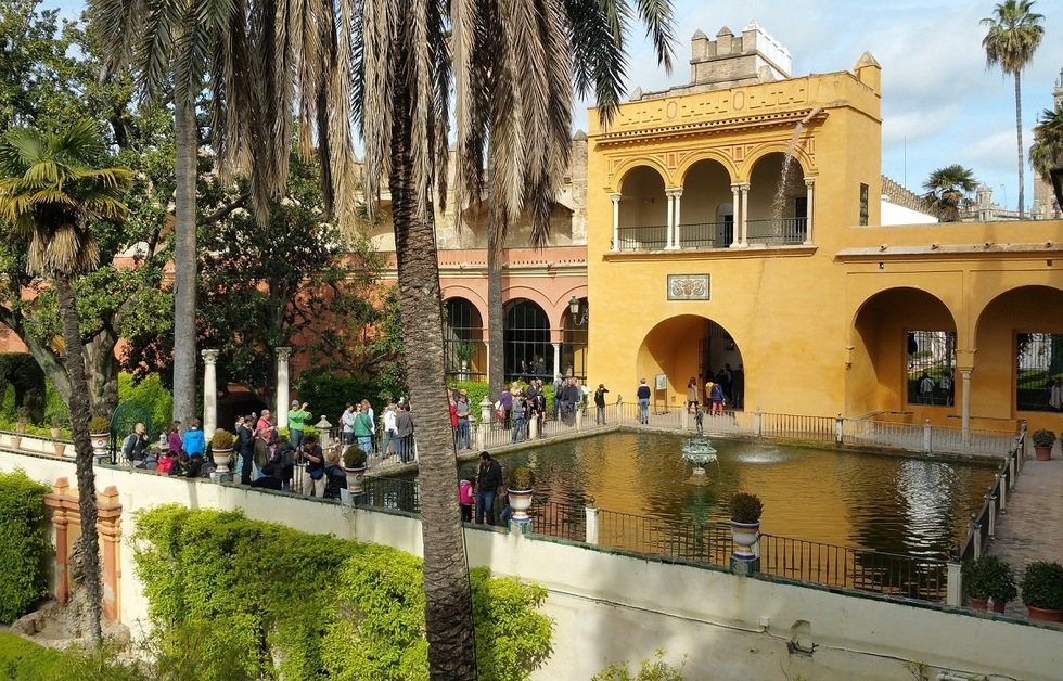 The Best Cities in Europe for Families: Seville and Cadiz, Spain