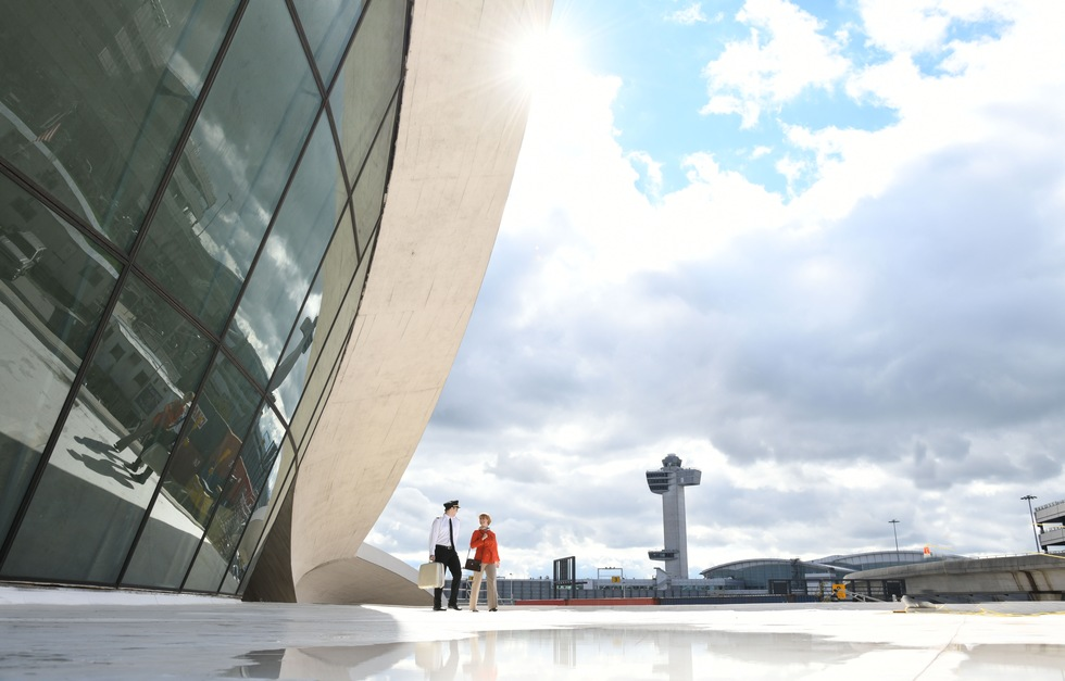 Finally! After Years of Waiting, TWA Hotel at JFK Opens Reservations | Frommer's