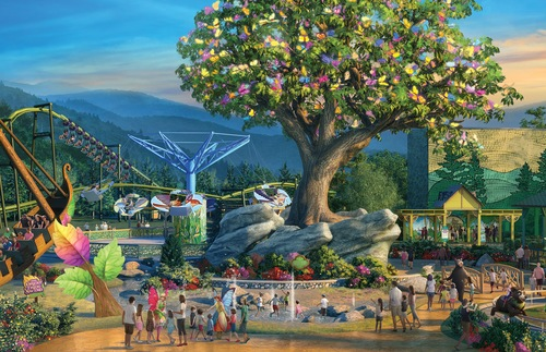 Dollywood's New Expansion, Open in May, Is Its Largest Ever | Frommer's