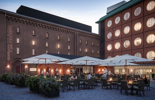What? Self-Disinfecting Hotel Rooms Open in an Old Danish Brewery | Frommer's