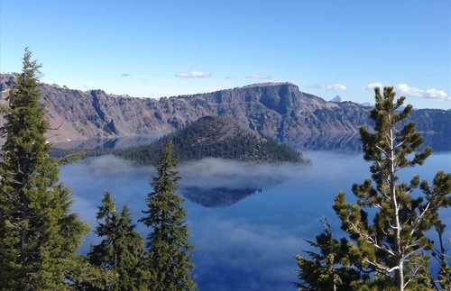 Best Lakefront Hotel Trips for Families in the USA and Canada: Crater Lake National Park, Oregon