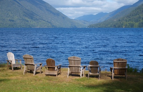 Best Lakefront Hotel Trips for Families in the USA and Canada: Olympic National Park and Lake Crescent, Washington