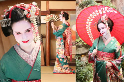 38b481ca5 In Japan, I Was Transformed Into a Geisha. You Can Do It, Too