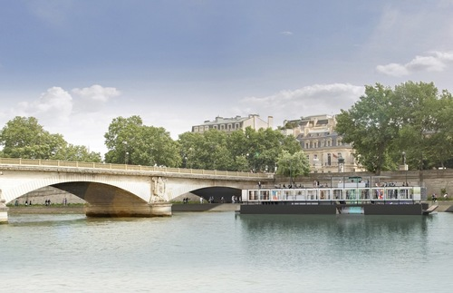 Floating Art Museum Soon to Open in Paris | Frommer's