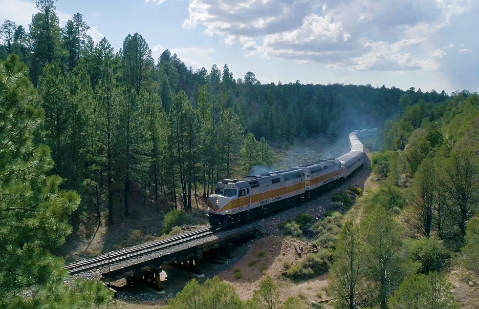 10 Top Grand Canyon Experiences and Tours: Board the Grand Canyon Railway