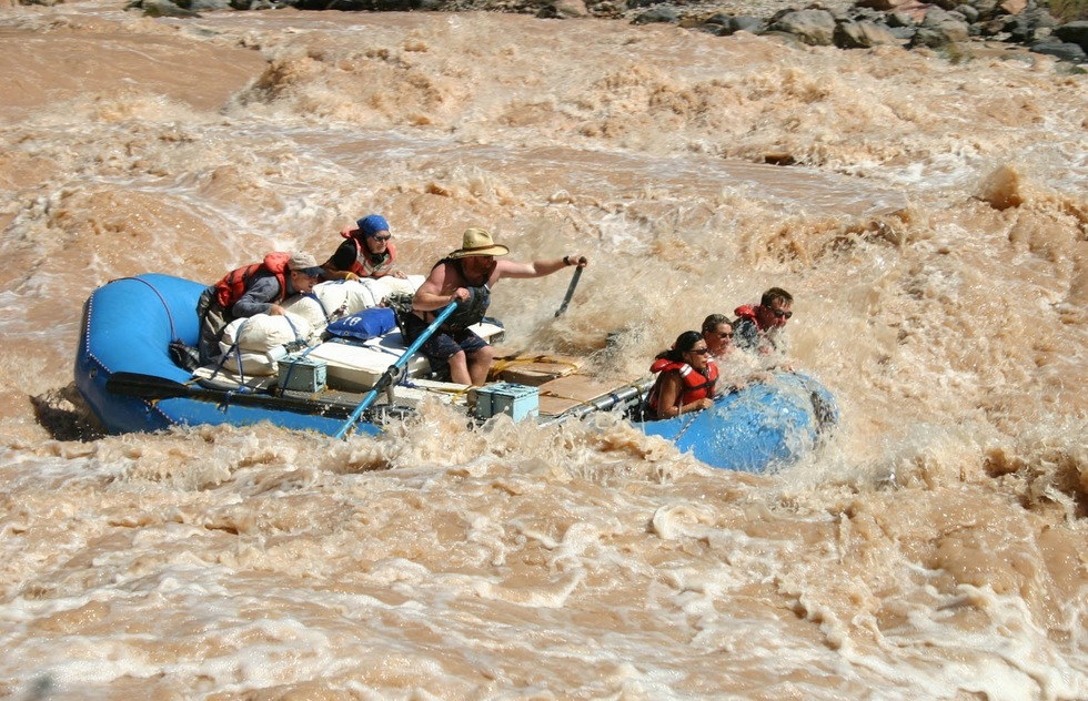 10 Top Grand Canyon Experiences and Tours: Raft the Colorado River