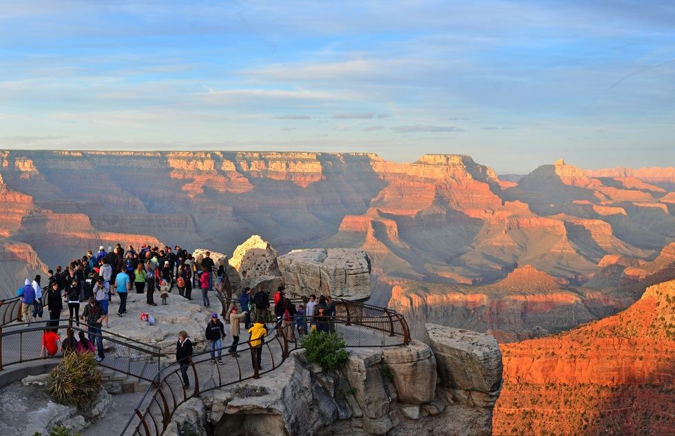 10 Top Grand Canyon Experiences and Tours: Sunrise or Sunset Bus Tours