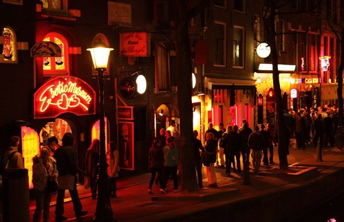 Amsterdam Bans Tours of Red-Light District | Frommer's