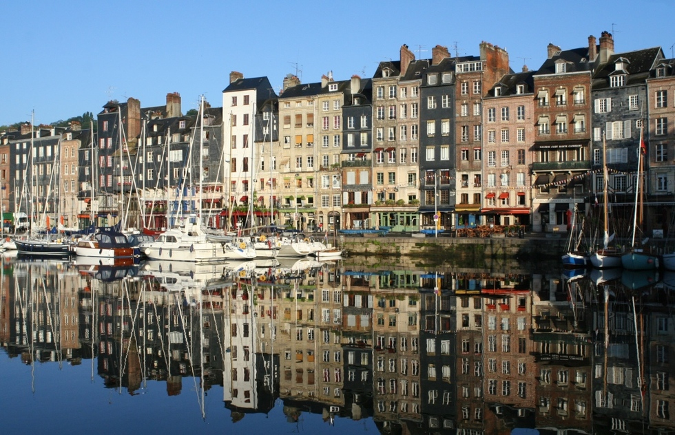 The Prettiest French Seaside Holiday Towns: Honfleur