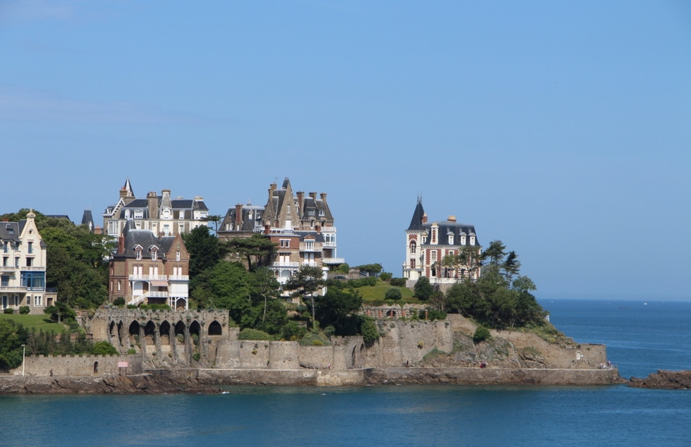 The Prettiest French Seaside Holiday Towns: Dinard