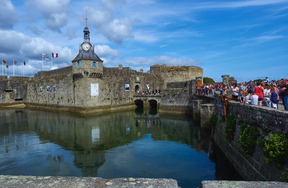 The Prettiest French Seaside Holiday Towns: Concarneau