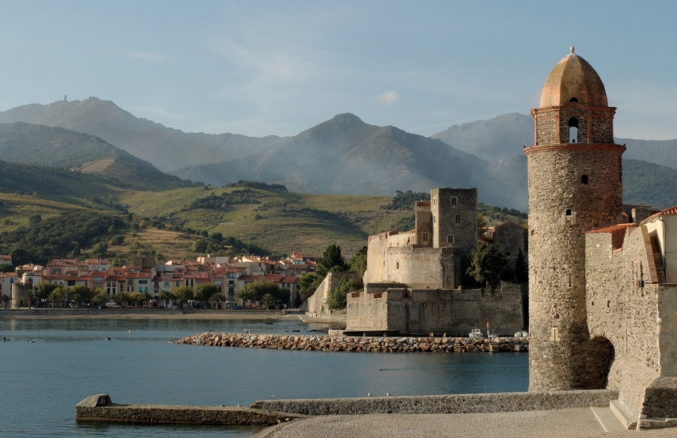 The Prettiest French Seaside Holiday Towns: Collioure