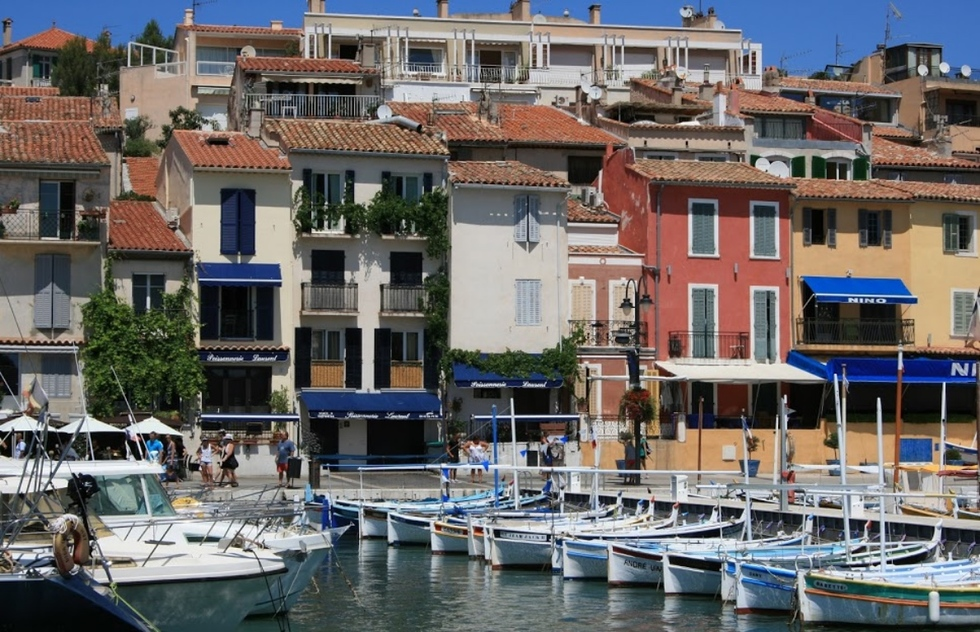 The Prettiest French Seaside Holiday Towns: Cassis