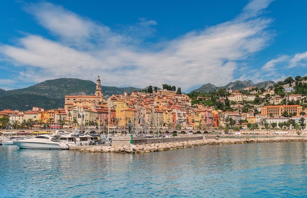 The Prettiest French Seaside Holiday Towns: Menton