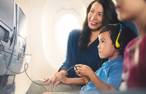 How Families Can Sit Together on Airplanes