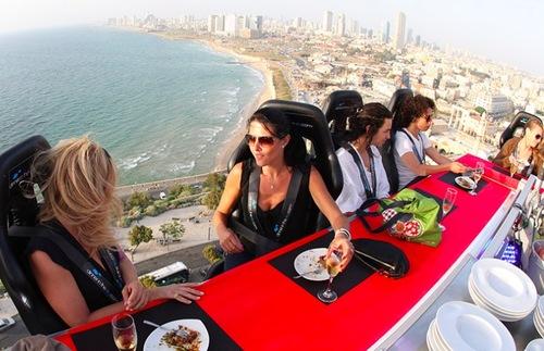 You're Eating Where?! The World's Weirdest Restaurants