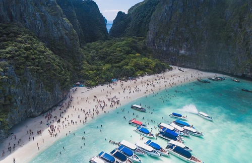 Famous Thai Beach to Remain Closed Two More Years—at Least | Frommer's