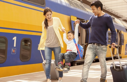 How Families Can Navigate Europe's Trains (and Why They Should)