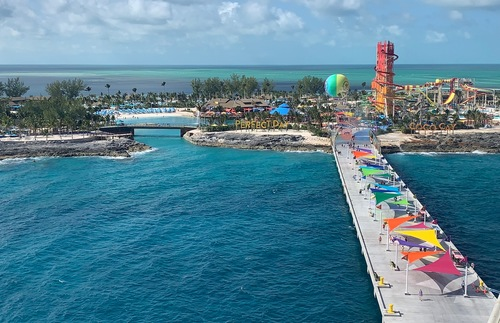 Royal Caribbean's CocoCay: What to Expect, How to Prepare: CocoCay map