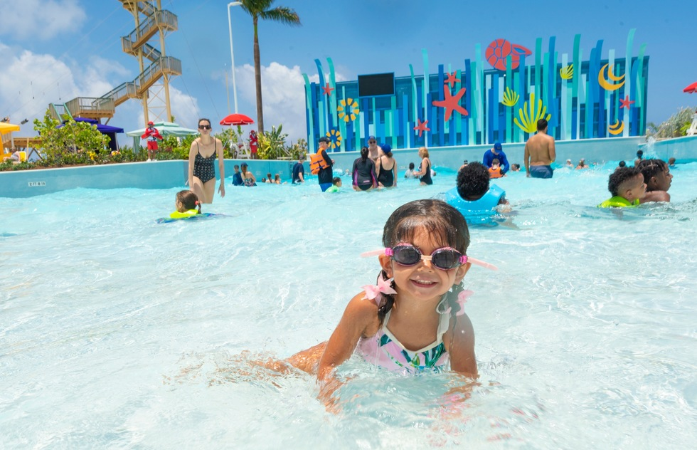 Royal Caribbean's CocoCay: What to Expect, How to Prepare: Wave pool