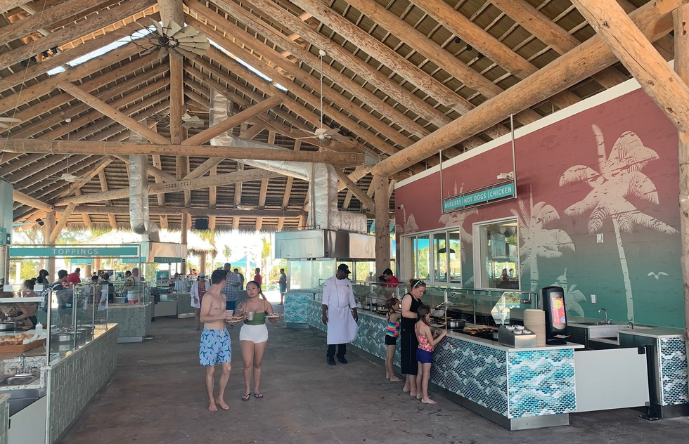 Royal Caribbean's CocoCay: What to Expect, How to Prepare: Free food