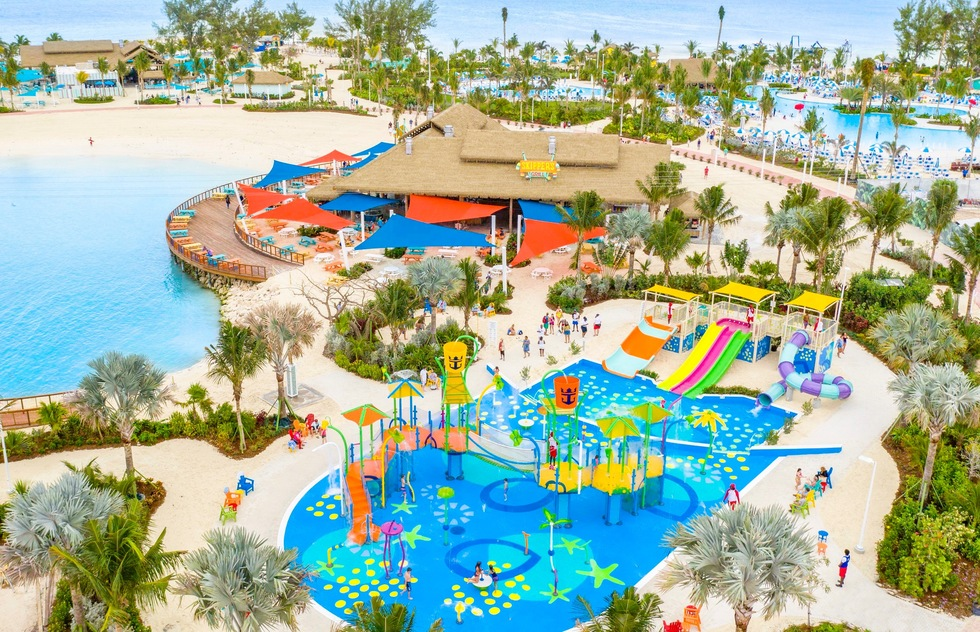 Royal Caribbean's CocoCay: What to Expect, How to Prepare: Splashaway Bay