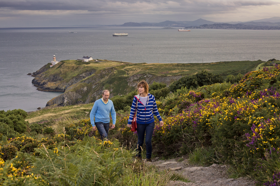 The Best Hikes in Ireland: Howth, County Dublin
