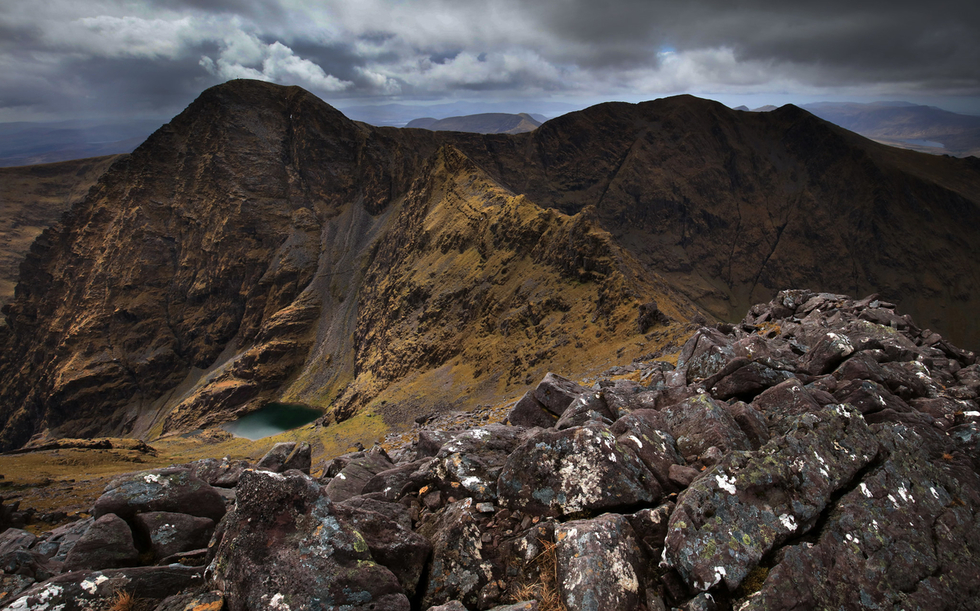 The Best Hikes in Ireland: Carrauntoohil, County Kerry