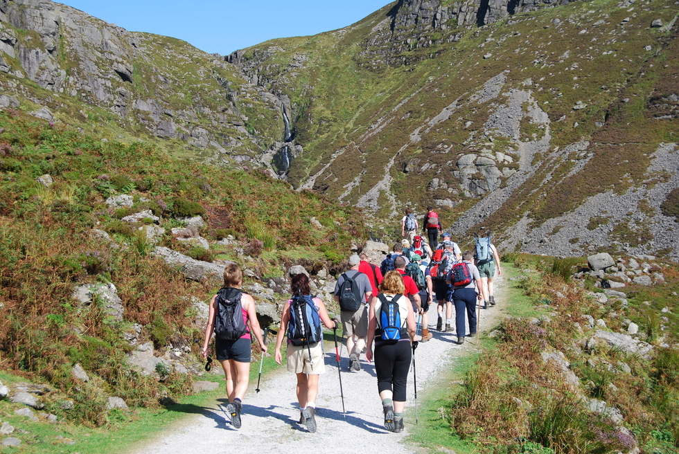 The Best Hikes in Ireland: Comeragh Mountains, County Waterford
