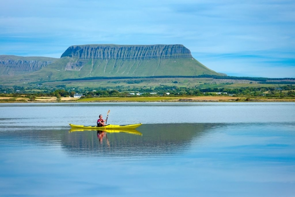 The Best Hikes in Ireland: Benbulben, County Sligo