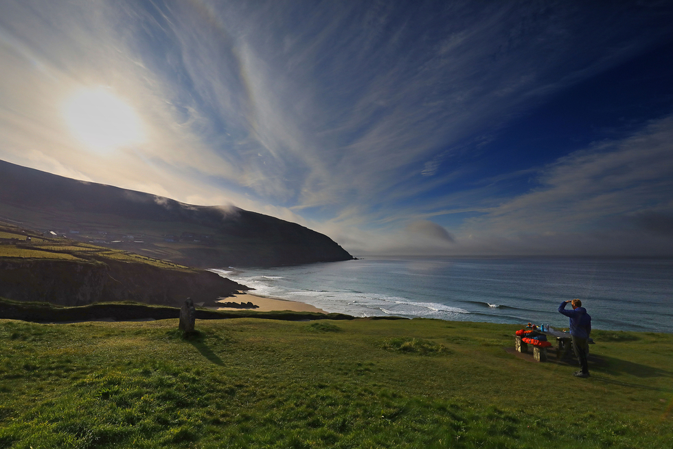 The Best Hikes in Ireland: Dingle Peninsula, County Kerry