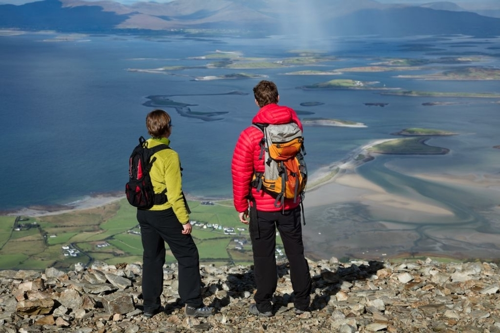 The Best Hikes in Ireland: Croagh Patrick, County Mayo