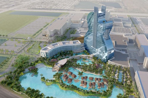 A Bizarre Guitar-Shaped Hotel Rises in South Florida | Frommer's