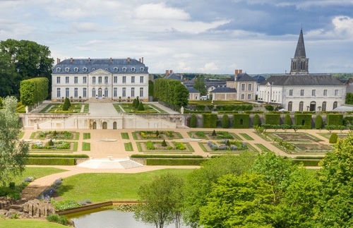 You Can Now Stay at a French Castle That Hosted Mozart and Voltaire | Frommer's